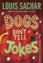 Dogs Don't Tell Jokes : Avon/Camelot Book - Louis Sachar