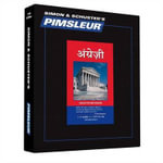 Pimsleur ESL Hindi: Comprehensive : Learn to Speak and Understand English for Hindi Speakers with Pimsleur Language Programs - Pimsleur