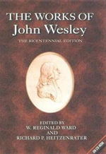 Works of John Wesley :  The Bicentennial Edition CD-ROM