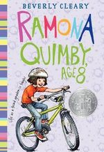 Ramona Quimby, Age 8 (Rpkg) : Age Eight - Beverly Cleary