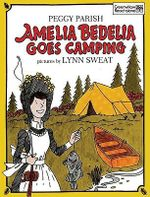Amelia Bedelia Goes Camping : I Can Read Amelia Bedelia - Level 2 (Hardcover) - Peggy Parish