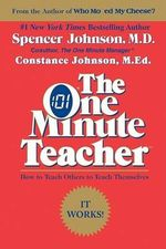 The One Minute Teacher - Constance Johnson