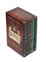 The Spiderwick Chronicles Boxed Set : The Field Guide; The Seeing Stone; Lucinda's Secret; The Ironwood Tree; The Wrath of Mulgrath - Holly Black