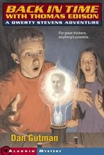 Edison Mystery : Qwerty Stevens - Gutman Dan