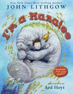 I'M A Manatee : (Book and CD) [With CD] - Lithgow John