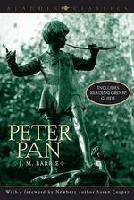 Peter Pan : Aladdin Classics - J M Barrie
