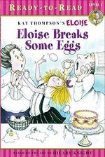 Eloise Breaks Some Eggs : Eloise Books (Paperback) - Margaret McNamara