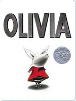Olivia :  Board Book - Ian Falconer