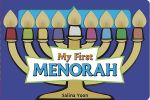 My First Menorah - Salina Yoon
