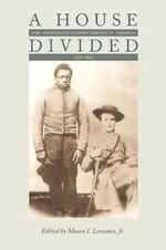 A House Divided : The Antebellum Slavery Debates in America, 1776-1865 - Mason I Lowance