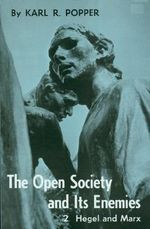 The Open Society and Its Enemies : High Tide of Prophecy Aftermath v. 2 - Sir Karl R. Popper