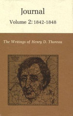 The Writings of Henry David Thoreau: 1842-1848 v. 2 : Journal - Henry David Thoreau
