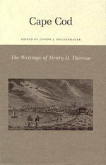 The Writings of Henry David Thoreau : Cape Cod - Henry David Thoreau