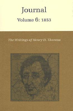 The Writings of Henry David Thoreau: 1853 v. 6 : Journal - Henry David Thoreau