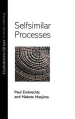 Selfsimilar Processes - Paul Embrechts
