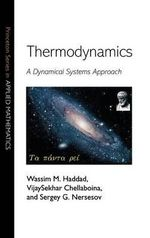 Thermodynamics : A Dynamical Systems Approach - Wassim M. Haddad