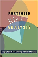 Portfolio Risk Analysis - Gregory Connor