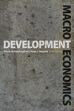 Development Macroeconomics - Pierre-Richard Agenor