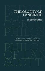 Philosophy of Language - Scott Soames
