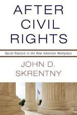After Civil Rights : Racial Realism in the New American Workplace - John David Skrentny
