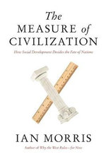 The Measure of Civilization : How Social Development Decides the Fate of Nations - Ian Morris
