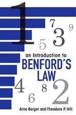 An Introduction to Benford's Law - Arno Berger