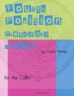 Fourth Position Preparatory Studies for the Cello - Cassia Harvey