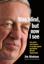 Was Blind, But Now I See - Jim Hindman