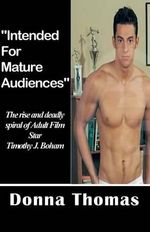 Intended for Mature Audiences - Donna Thomas