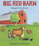 Big Red Barn Board Book - Margaret Wise Brown