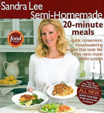 Semi-Homemade 20-Minute Meals : The True Story of an SAS War Hero - Sandra Lee