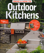 Outdoor Kitchens : Outdoor Kitchens (Better Homes and Gardens) - Meredith Books