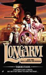 Longarm #434 : Longarm and the Rock Springs Reckoning - Tabor Evans