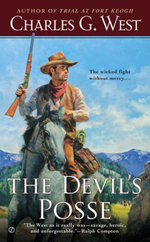 The Devil's Posse - Charles G. West