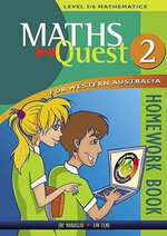 Maths Quest for WA Worksheets 2 : Maths Quest for Western Australia Junior Series - JACARANDA