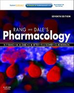 Rang & Dale's Pharmacology : with STUDENT CONSULT Online Access:  7th edition, 2011  - Humphrey P. Rang