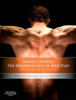 Spinal Control : State of the Art and Science