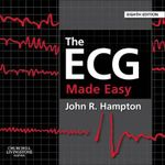 The ECG Made Easy - John R. Hampton