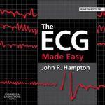 The ECG Made Easy : Made Easy - John R. Hampton
