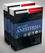 Miller's Anesthesia - Ronald D. Miller
