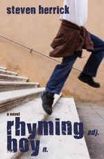 Rhyming Boy : A Novel - Steven Herrick