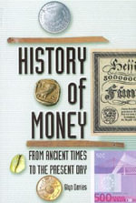 A History of Money : CYMRU-Contemporary German Writers Ser. - Glyn Davies