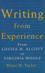 Writing from Experience - Brian H. Taylor