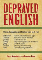 Depraved English - Peter Novobatzky