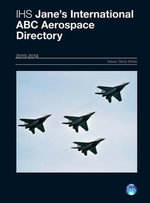 Jane's International ABC Aerospace Directory 2013/2014 : A Practical Guide to Researching and Understanding...