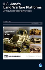 Jane's Land Warfare Platforms 2013/2014 : Armoured Fighting Vehicles