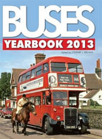 Buses Yearbook 2013 - Stewart J. Brown