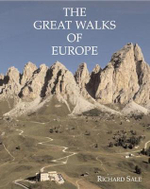 The Great Walks of Europe - Richard Sale