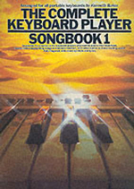 The Complete Keyboard Player: Bk. 1 : Songbook 1 - M H Abrams