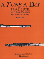 Tune a Day for Flute : Bk. 1 - C. Paul Herfurth